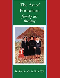 The Art of Portraiture – Family Art Therapy